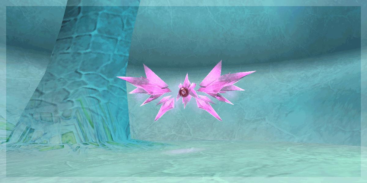 血塗られた結晶